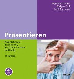 Präsentieren (eBook, PDF) - Hartmann, Martin; Funk, Rüdiger; Nietmann, Horst