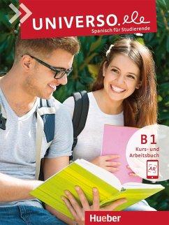 Universo.ele B1. Kursbuch + Arbeitsbuch + MP3-D...