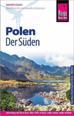 Reise Know-How Reiseführer Polen - der Süden - Gawin, Izabella