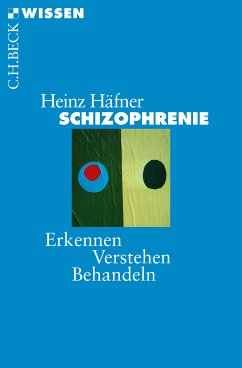 Schizophrenie (eBook, ePUB) - Häfner, Heinz