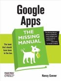 Google Apps: The Missing Manual (eBook, PDF)