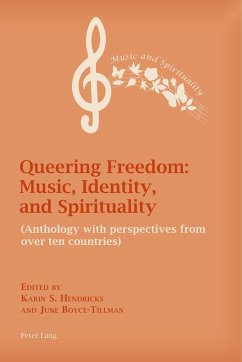 Queering Freedom: Music, Identity and Spirituality