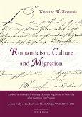 Romanticism, Culture and Migration (eBook, PDF)