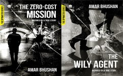 The Zero-Cost Mission/The Wily Agent (eBook, ePUB)