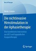 Die nichtinvasive Hirnstimulation in der Aphasietherapie (eBook, PDF)