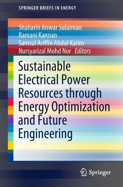 Sustainable Electrical Power Resources through ...