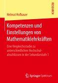Kompetenzen und Einstellungen von Mathematiklehrkräften (eBook, PDF)