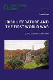 Irish Literature and the First World War (eBook, PDF)