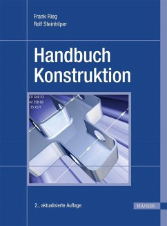 Handbuch Konstruktion (eBook, PDF)