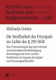 Die Strafbarkeit des Prinzipals im Lichte des 299 StGB (eBook, ePUB)
