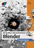 3D-Grafiken und Animationen mit Blender (eBook, PDF)
