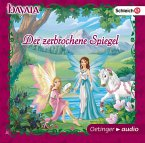 Der zerbrochene Spiegel / bayala Bd.1 (1 Audio-CD) (Mängelexemplar)