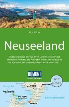 DuMont Reise-Handbuch Reiseführer Neuseeland (eBook, PDF) - Klüche, Hans