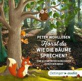 Hörst du, wie die Bäume sprechen? Eine kleine Entdeckungsreise durch den Wald, 2 Audio-CDs (Mängelexemplar)