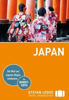 Stefan Loose Reiseführer Japan (eBook, PDF) - Pohling, Hartmut; Grimm, Katharina; Schwab, Axel; Fürst, Birgit Bianca; Zollickhofer, Jessika; Ducke, Isa; Thoma, Natascha