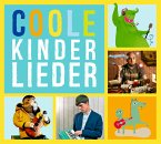 Coole Kinderlieder, 1 Audio-CD (Mängelexemplar)