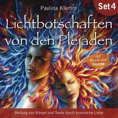 Lichtbotschaften von den Plejaden (Übungs-Set 4) (MP3-Download) - Klemm, Pavlina