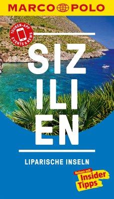 MARCO POLO Reiseführer Sizilien, Liparische Inseln (eBook, PDF) - Bausenhardt, Hans