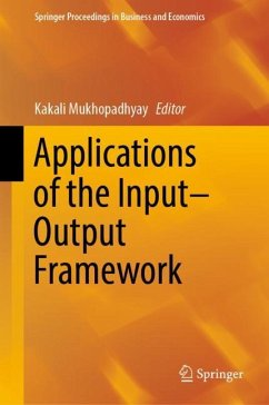 Applications of the Input-Output Framework