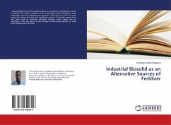 Industrial Biosolid as an Alternative Sources o...