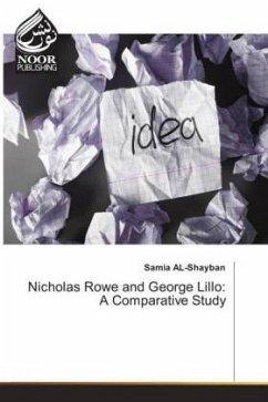 Nicholas Rowe and George Lillo: A Comparative S...