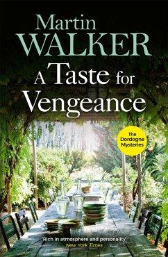 A Taste for Vengeance (eBook, ePUB) - Walker, Martin