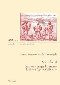 Voir l'habit (eBook, PDF)