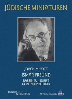 Ismar Freund - Rott, Joachim