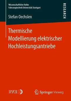 Thermische Modellierung elektrischer Hochleistu...