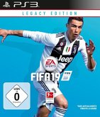 FIFA 19, 1 PS3-Blu-ray-Disc (Legacy Edition)