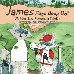 James Plays Beep Ball