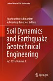Soil Dynamics and Earthquake Geotechnical Engineering (eBook, PDF)