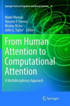 From Human Attention to Computational Attention...