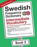 Swedish Frequency Dictionary - Intermediate Vocabulary