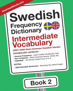 Swedish Frequency Dictionary - Intermediate Voc...