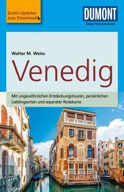 DuMont Reise-Taschenbuch Reiseführer Venedig (eBook, PDF) - Weiss, Walter M.