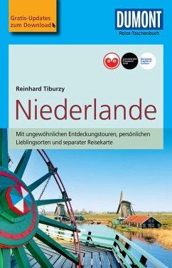 DuMont Reise-Taschenbuch Reiseführer Niederlande (eBook, PDF) - Tiburzy, Reinhard