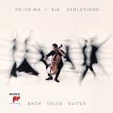 Six Evolutions-Bach: Cello Suites