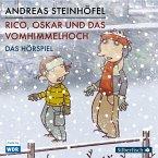 Rico, Oskar und das Vomhimmelhoch / Rico & Oskar Bd.4 (2 Audio-CDs)
