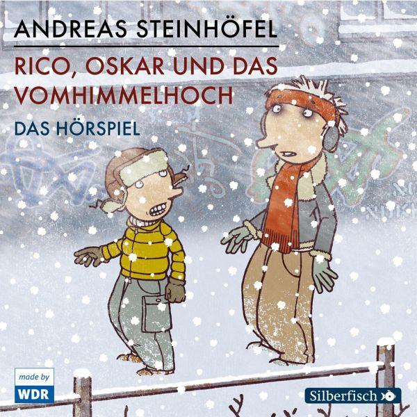 Hörbuchkoffer. Rico, Oskar und die Tieferschatten. 4 CDs