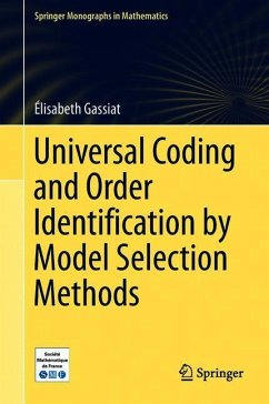 Universal Coding and Order Identification by Mo...