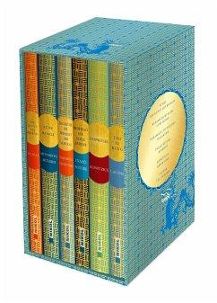 Fernöstliche Klassiker: 6 Bände im Schuber - Laotse