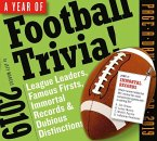 2019 a Year of Football Trivia! Page-A-Day Calendar
