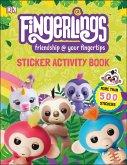 Fingerlings Sticker Activity Book