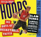 2019 Hoops! 365 Days of Basketball Trivia Page-A-Day Calendar