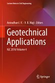 Geotechnical Applications (eBook, PDF)
