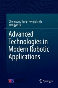 Advanced Technologies in Modern Robotic Applica...