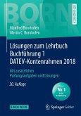 Lösungen zum Lehrbuch Buchführung 1 DATEV-Kontenrahmen 2018 (eBook, PDF)