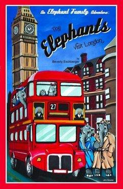 The Elephants Visit London