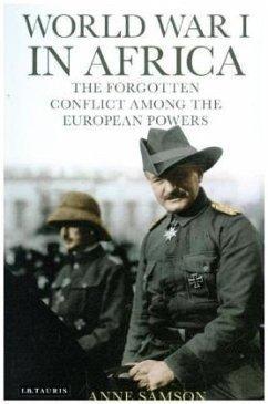 World War I in Africa - Samson, Anne